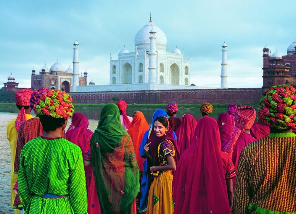 9-23 ноября 2019. Индия с севера на юг — большое индийское приключение!
