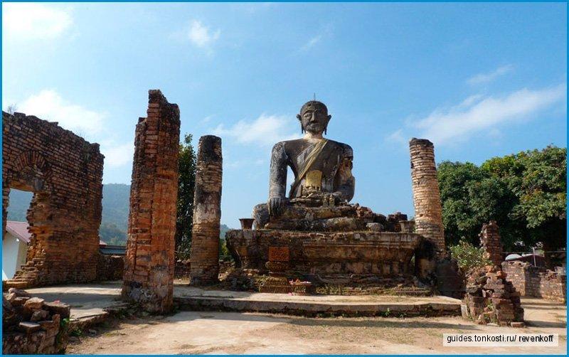 6 дней: Луанг Прабанг — Пхонсаван — Ванг Вьенг — Вьентьян