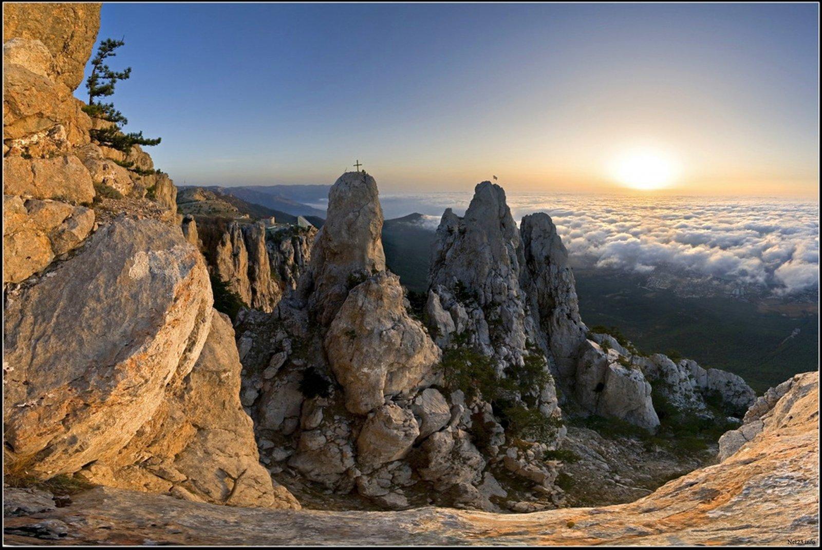 На гору Ай-Петри
