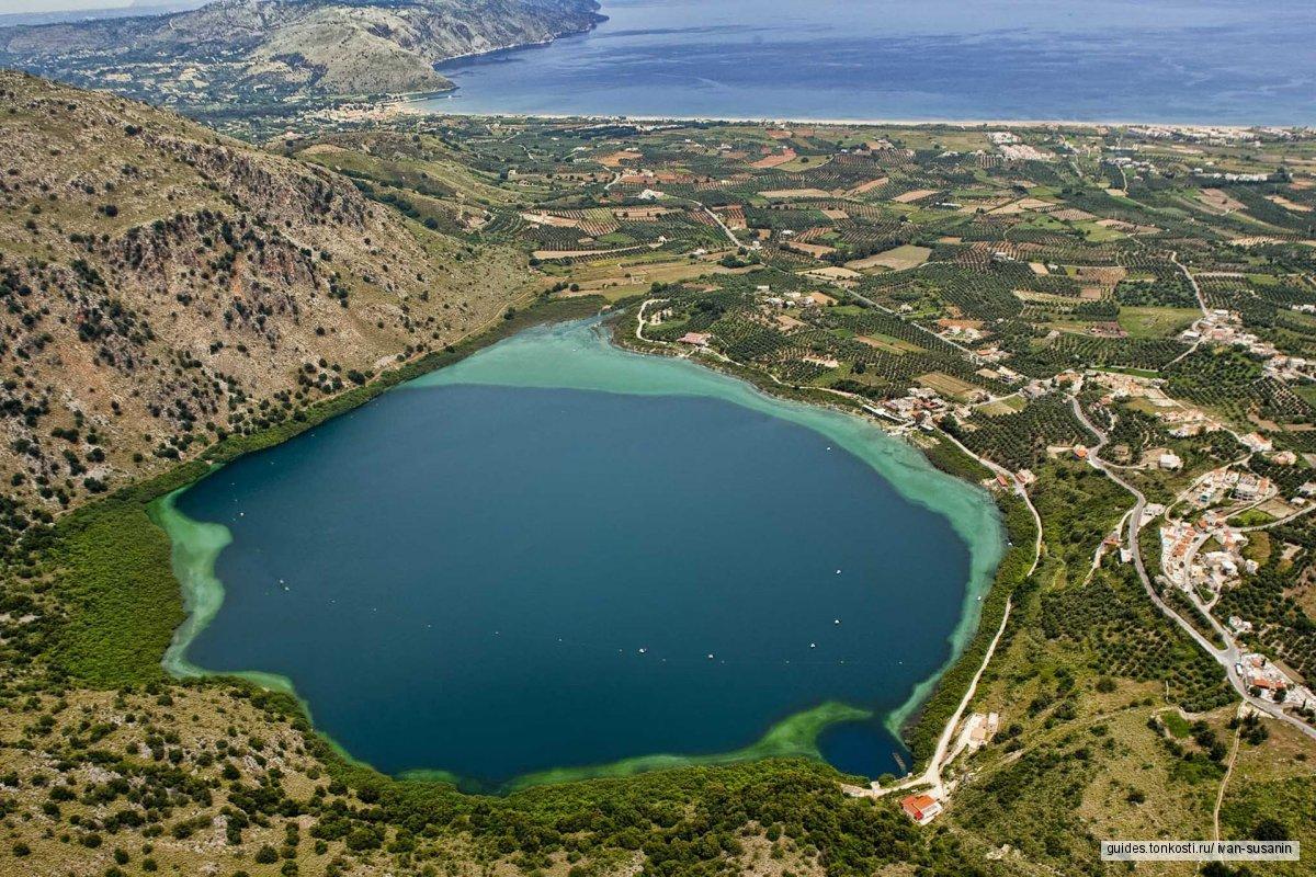 Западный Крит (Ханья, Ретимно, Курнас)