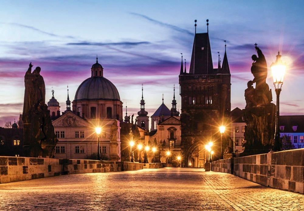 Ночная Прага: по следам алхимиков