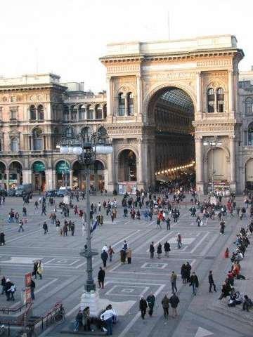 Обзорная aвтомобильная  экскурсия по Милану