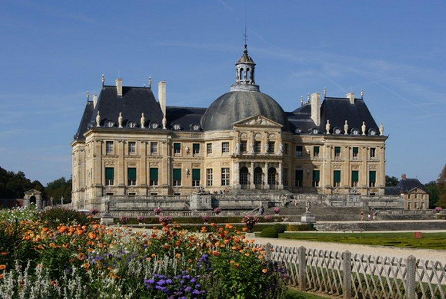 Дворец-усадьба Во лё Виконт