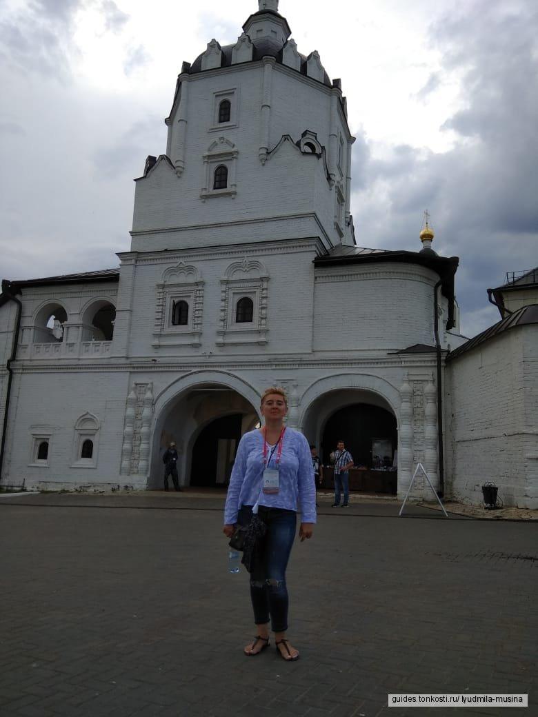 Остров-град Свияжск + Храм всех религий