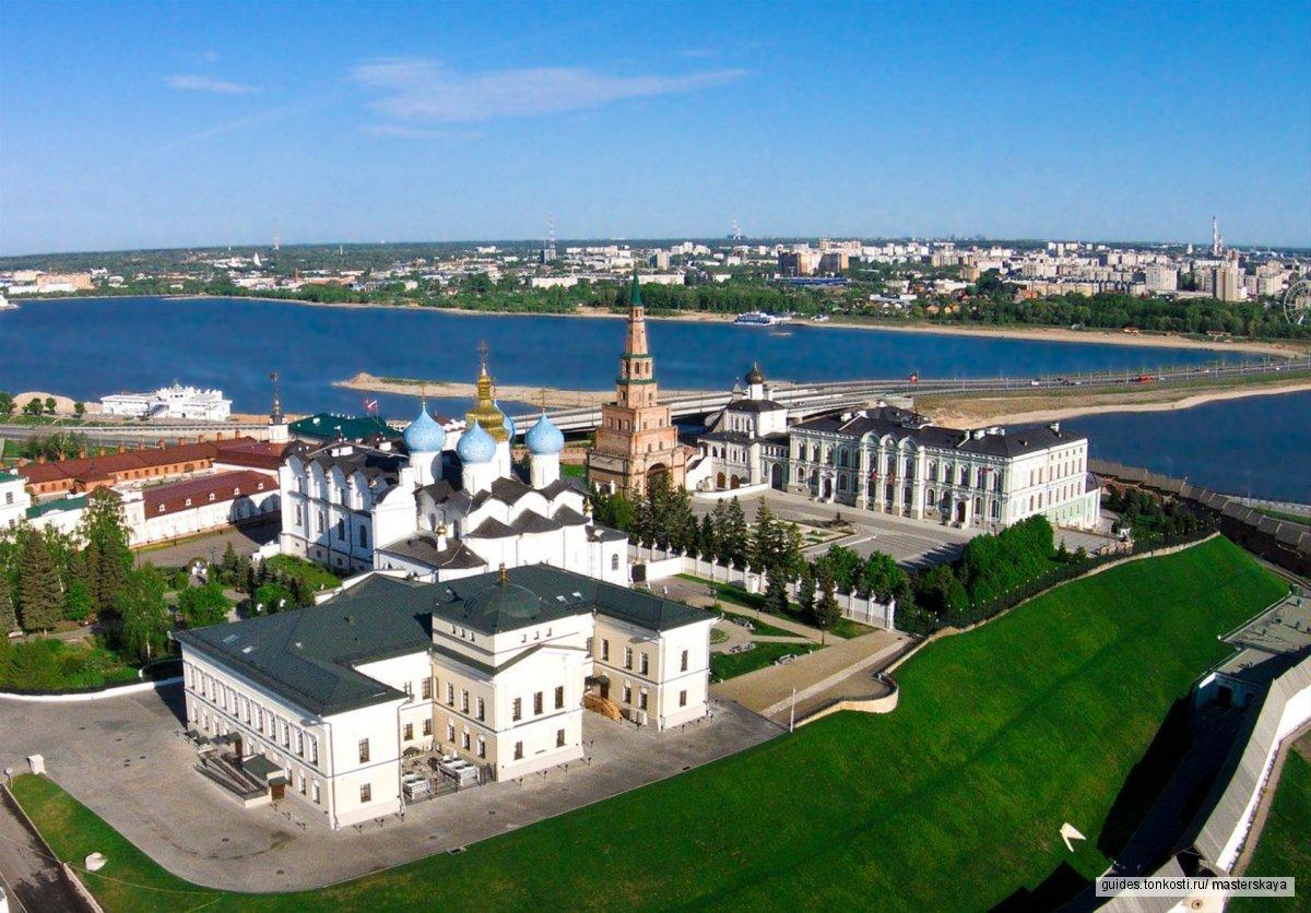 Казань тысячелетняя — обзорная экскурсия с посещением Кремля