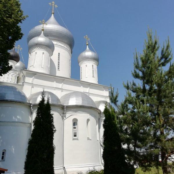 Древнейшие монастыри Переславля-Залесского