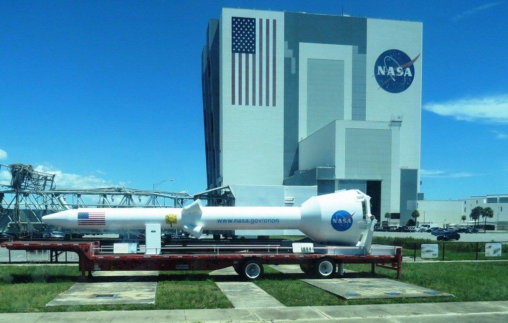 Путешествие к космодрому на мысе Канаверал