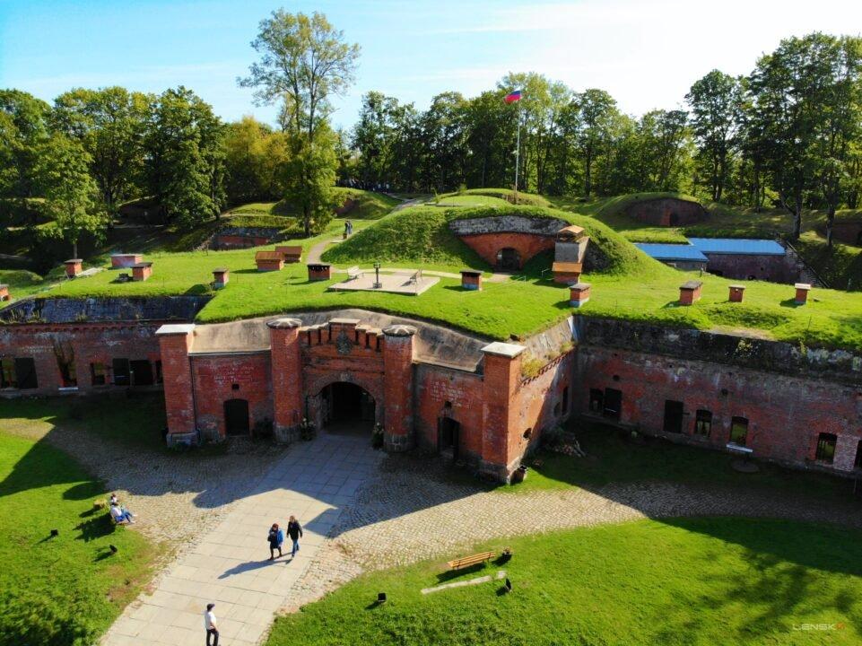 История Кенигсберга — Калининграда с посещением форта № 11 «Денхофф»
