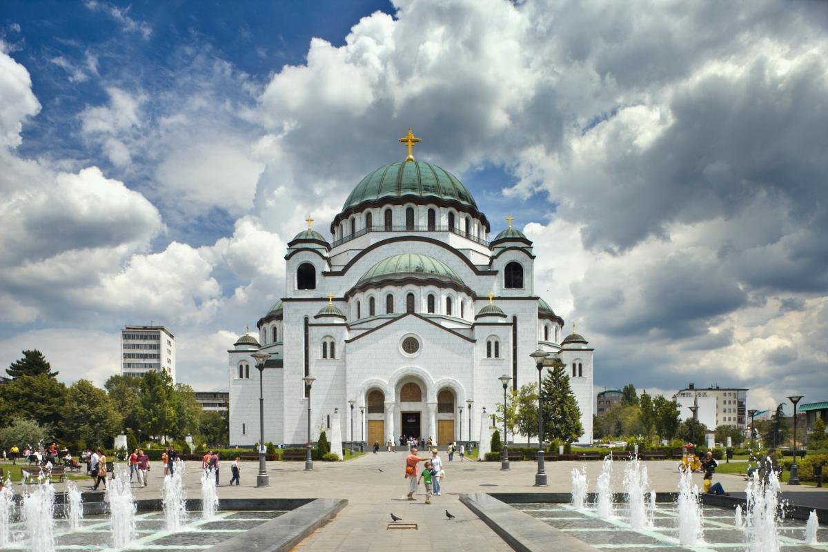 Красивейшие места Белграда