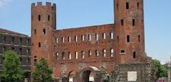 Палантийские ворота в Турине