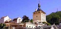 Старый замок в Карловых Варах
