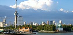 Евромачта в Роттердаме