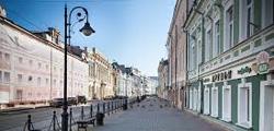 Рождественская улица в Нижнем Новгороде