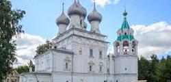 Церковь Константина и Елены в Вологде