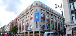 Магазины «Маркс и Спенсер» в Лондоне