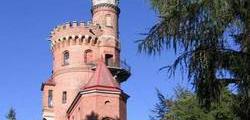 Башня Гёте в Карловых Варах