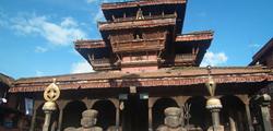 Храм Даншинкали