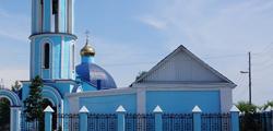 Свято-Троицкий храм Кызыла