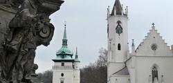 Костел Воздвижения Св. Креста в Теплице