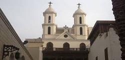 Церковь Св. Марии в Каире