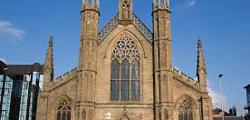 Кафедральный собор Св. Эндрю в Глазго