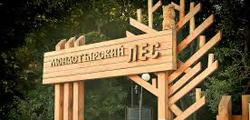 Монастырский лес Белгорода
