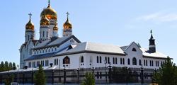 Спасо-Преображенский собор в Тольятти