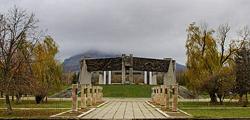 Мемориал «Огонь Вечной славы» в Минеральных Водах