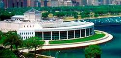 Аквариум Шедда в Чикаго