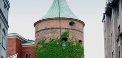 Пороховая башня Риги