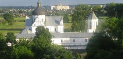 Свято-Никольский монастырь в Могилёве