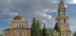 Христорождественский храм в Липецке
