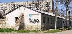 Петровские казармы в Таганроге