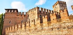 Замок Кастельвеккио в Вероне