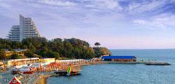 Пляж «Малая бухта»