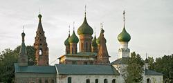 Церкви Николы Мокрого и Тихвинской иконы Богоматери