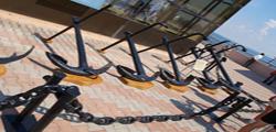 Музей якоря в Одессе