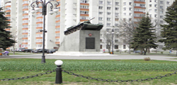 Мемориал «Тамбовский колхозник»