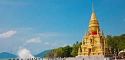 Пагода храма Лаем Сор