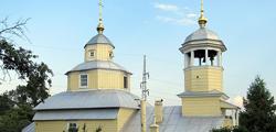 Ильинская церковь в Гомеле