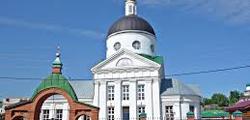Владимирская церковь Арзамаса