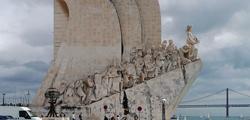 Памятник первооткрывателям Лиссабона