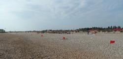 Пляж «Жемчужина России» в Витязево
