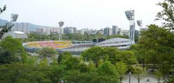 Олимпийский парк Сеула