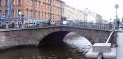 Каменный мост в Санкт-Петербурге