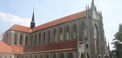 Церковь Вознесения Божьей Матери в Кутна-Горе