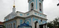 Николо-Козинская церковь Калуги