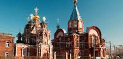 Смоленская церковь в Нижнем Новгороде