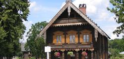 Королевский загородный дом в Потсдаме