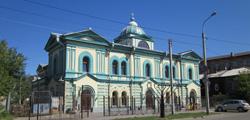 Синагога в Иркутске